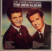 The Everly Brothers - The new Album (1977) Warner Vinyl LP WB 56415 (Germany) nm