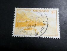 Monaco 1948, Stamp 311a, Views, Obliterated, VF Used Stamp