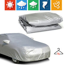 L Waterproof Full Car Cover Sun UV Snow Dust Rain Resistant Outdoor Protection