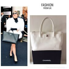 59d7360f2722 CHANEL Cerf Leather Tote Bags & Handbags for Women for sale | eBay
