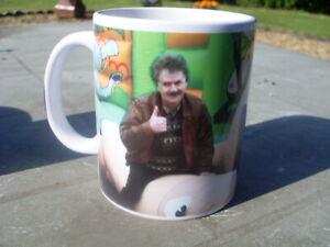 Phoenix Nights Sammy Snake Advertising 11 oz Cup / Mug Christmas Birthday Gift