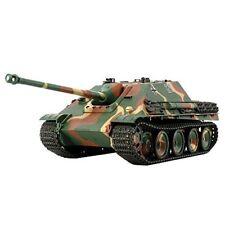 TAMIYA 1/16 German Tank Destroyer Jagdpanther Late Type Model Kit NEW from Japan