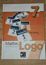 Mathematik-Schulbuch, 7 II, Logo, Realschule Bayern, alter Lehrplan