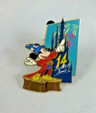 Disney Dlrp Paris Artist Proof Pin - Bastille Day 2004 - Sorcerer Mickey Mouse