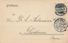 BREMEN, Postkarte 1905, Leopold Engelhardt & Biermann