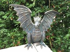 RO90169 Bronze Drache Drachenvogel Terrador klein Wasserspeier