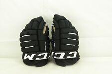 Ccm 4R Lite Ice Hockey Gloves Senior Size 13 Black/White (0318-2388)