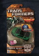 Transformers Hunt for the Decepticons HFTD Deluxe Class Tuner Skids