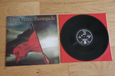 Thin Lizzy - Renegade, Vertigo 6359083, Vinyl LP 1981