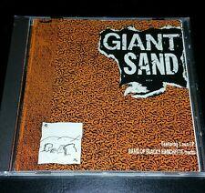 GIANT SAND Giant sandwich CD VERY RARE 1989