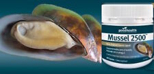 Green Lipped Mussel Extract Good Health Mussel 2500mg 300 Capsule X3 New Zealand
