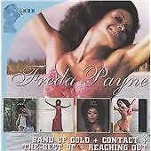 Freda Payne - Band of Gold/Contact/Best Of/Reaching Out (2009)