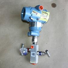 ROSEMOUNT 3051 TG3A2B21BK7M5T1Q4S5 Pressure Transmitter 0-5000 kPa