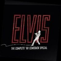 "ELVIS PRESLEY ""THE COMPLETE 68 ..."" 4 CD BOX   (JEWELCASE) NEU"