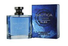 Nautica Voyage N-83 Men 3.4 oz 100 ml Eau De Toilette Spray Nib Sealed