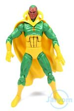 """Marvel Legends 6"""" Inch Walmart Ares BAF Wave Avengers Vision Loose Complete"""