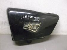 Used Plastic Left Side Cover for 1980-83 Yamaha XS650 Special