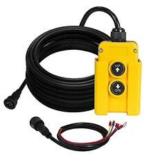 4 Wire Dump Trailer Remote Control Switch 12v Dc Fits Hydraulic Pump 4 Wire