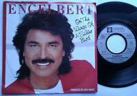"""Engelbert / On The Wings Of A Silver Bird / I Love You 7"""" Single Vinyl 1987"""