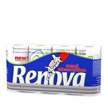 4 RENOVA cucina tessuto-carta igienica Maxi assorbimento hydrofolow Technology