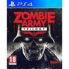 Zombie ARMY TRILOGY PS4 Juego Excelente - 1st Class Delivery