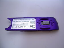 FUJIFILM FINEPIX Z80 BATTERY COVER (PURPLE) FOR REPLACEMENT REPAIR PART