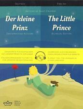 The Little Prince: un Alemán/Inglés Bilingüe Lector con Audio Descargar By Anti