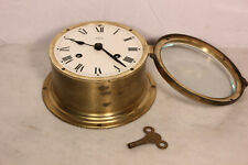 New listing Schatz & Sohne Antique Maritime/Ship Clock