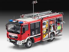 REVELL 7452 - MAN / Schlingmann HLF 20 VARUS 4X4 - 1/24