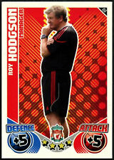 Roy Hodgson #454 Topps Match Attax 2010-11 Football Card (C602)