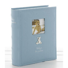 Baby Boy Blue Keepsake Book Box  NEW  Gift Idea  18058