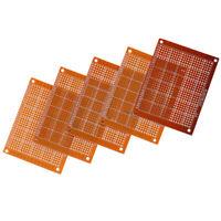 5Pcs 7x9 cm DIY Prototype Paper PCB Universal Board prototyping pcb kit_hc