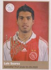 AH 2009/2010 Panini Like sticker 029 Luis Suarez Ajax Amsterdam
