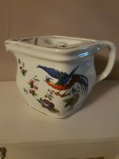 Rubian Art Pottery 1930's  ? Diamond Shaped Teapot  in good condition