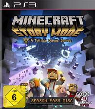 Minecraft: Story Mode PS3
