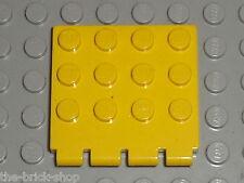 LEGO Yellow Hinge plate 4213 / Set 6674 6693 6362 6393 6361 6686 6552 ...