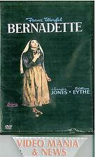 Bernadette, Henry King Fox Dvd