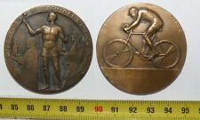 Médaille Quinquina St Raphael Cyclisme en Bronze ( 009 )