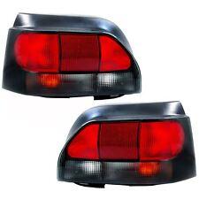 RENAULT CLIO MK1 1994-4/1998 REAR TAIL LIGHTS 1 PAIR O/S & N/S