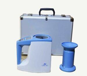 1PC Portable Food Moisture Meter Grain Moisture Meter 9V DC 4pcs Dry Batterie