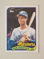 1989 Topps Traded Ken Griffey Jr. RC Rookie #41T
