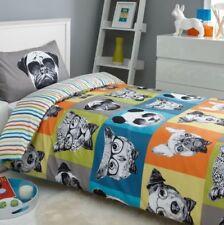 Linge de lit et ensembles multicolores avec des motifs Carreaux pour chambre