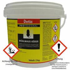 Detia® Wühlmausköder 2kg