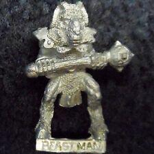 1989 Iron Claw Chaos Beastman Mace 1 Citadel Warhammer Beastmen Broo Brayherd GW
