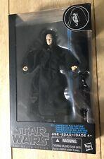 "Hasbro Star Wars The Black Series #11 Emperor Palpatine 6"" Action Figure *NEW*"