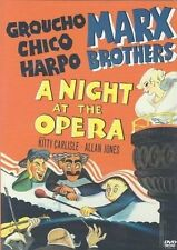 Night at The Opera 0012569596924 With Groucho Marx DVD Region 1