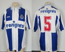 FC PORTO 1992-93 home shirt Saillev soccer jersey #5 size M
