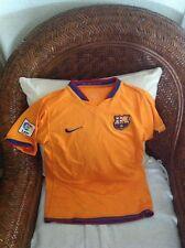 Nike spheredry Barcelona  soccer futbol Jersey/shirt Futbol size L  Youth