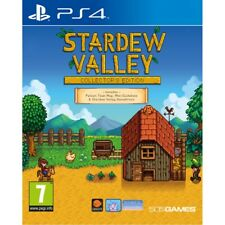 Stardew Valley Collector's Edition Ps4 Collector S
