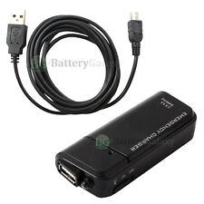 Portable Charger+USB 6FT Cord for Motorola RAZR RAZOR V3 V3C V3i V3M V3R V3S V3T